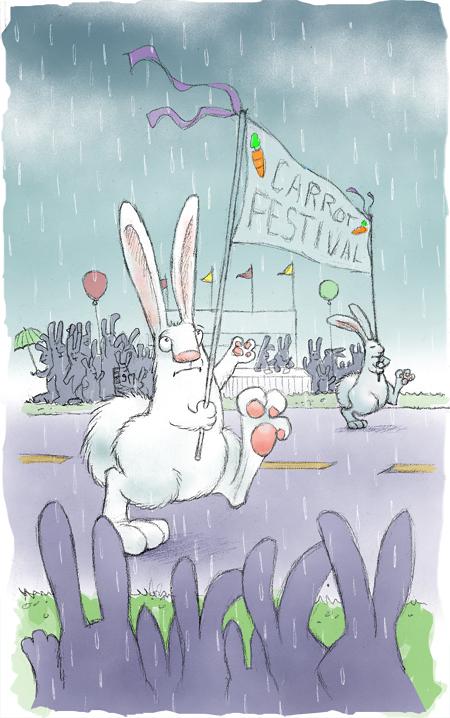 bunny-parade