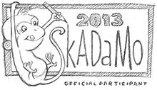 SkADaMoButton2013Monkey220