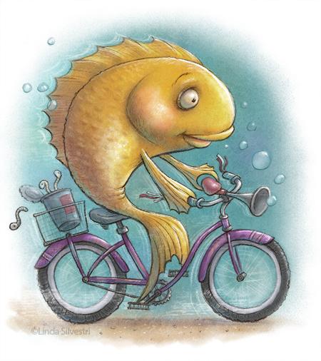 fish bike newer 450