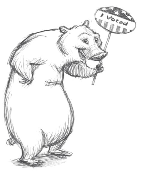 skadamo voted bear
