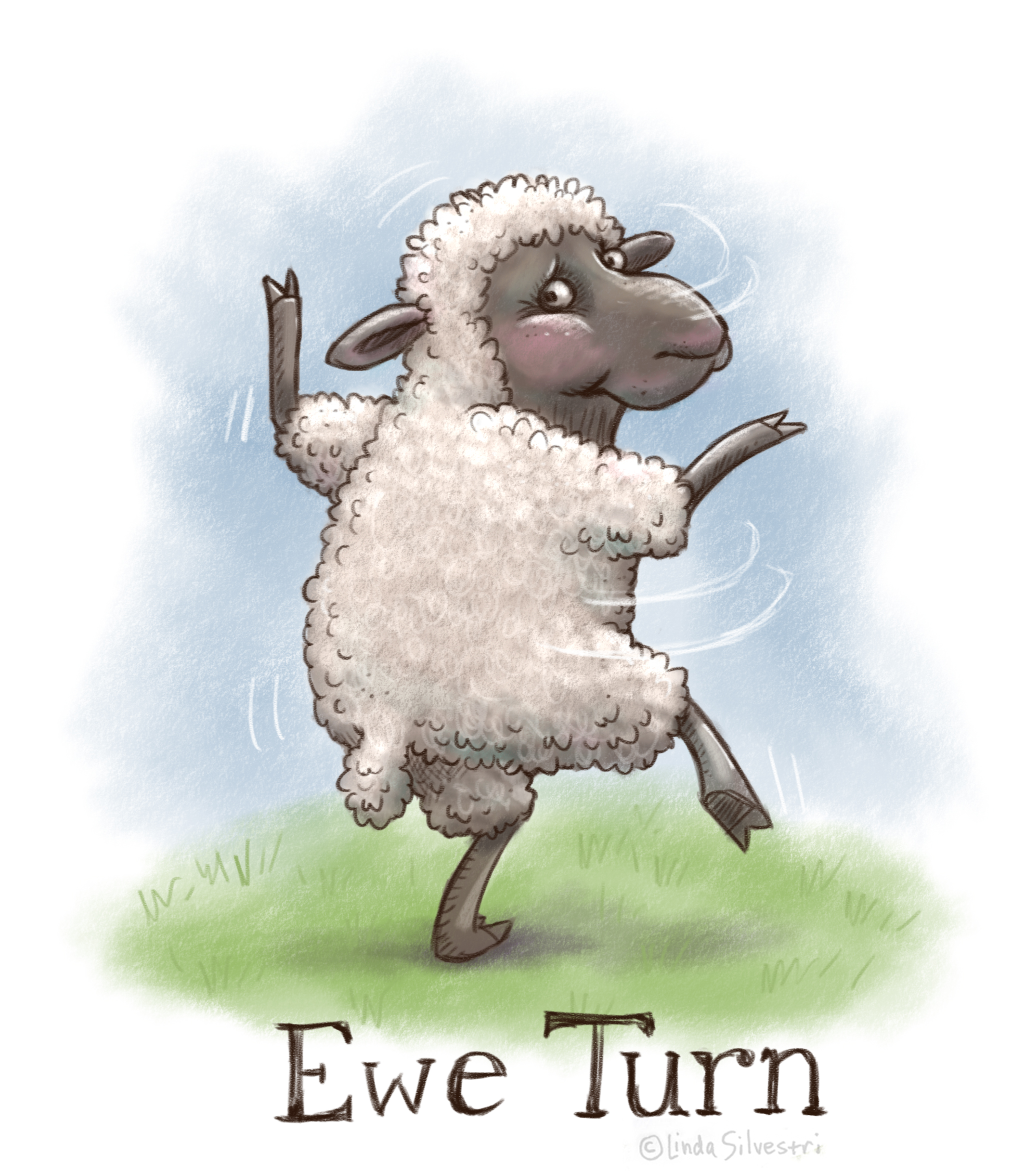 ewe turn