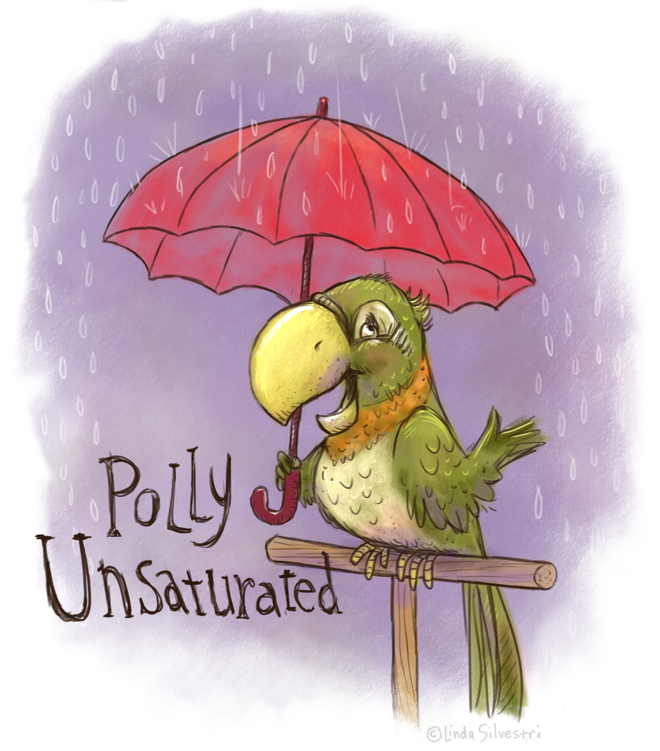 polly unsaturated