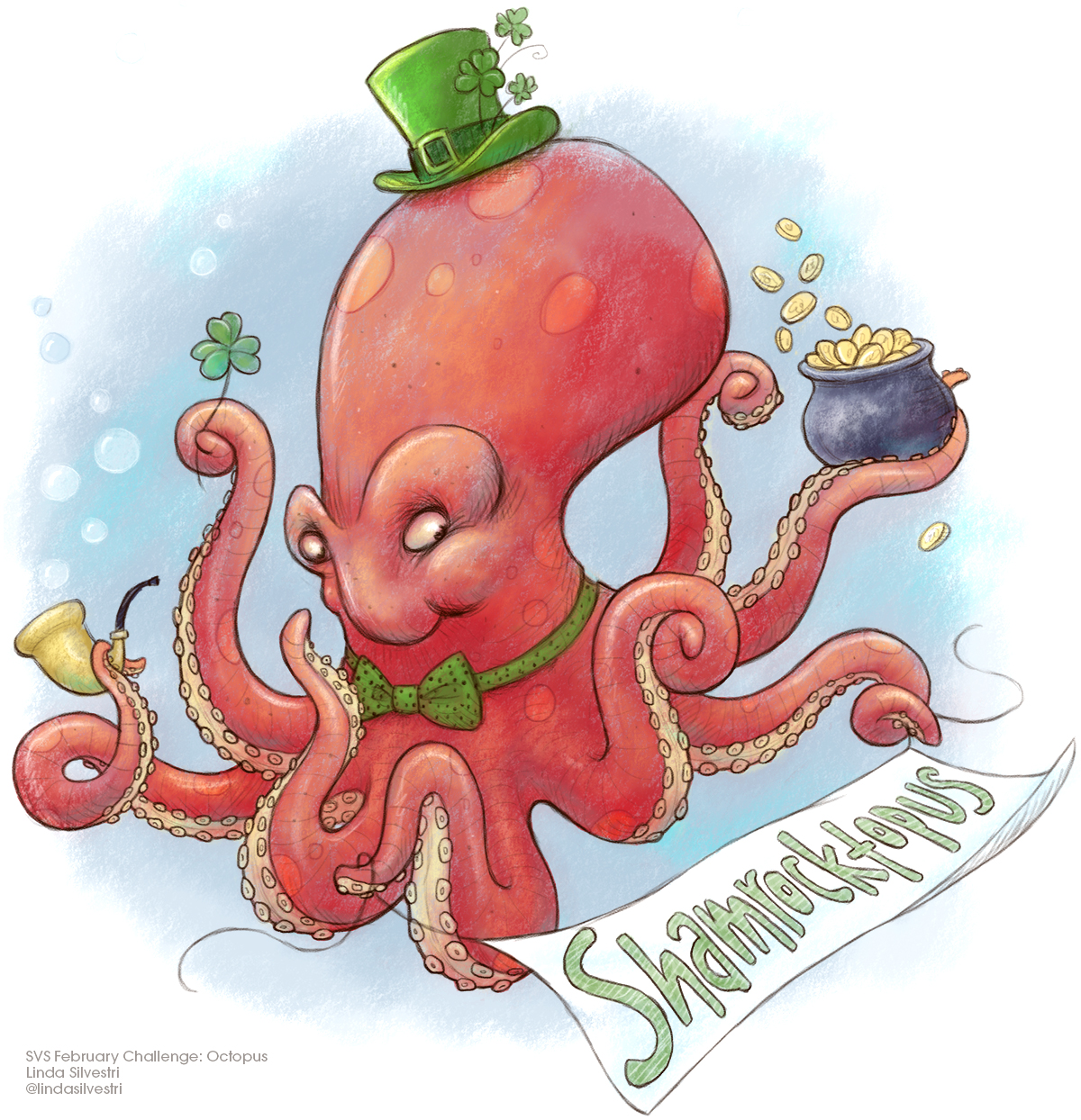 SVS_Feb_Octopus_LindaSilvestri
