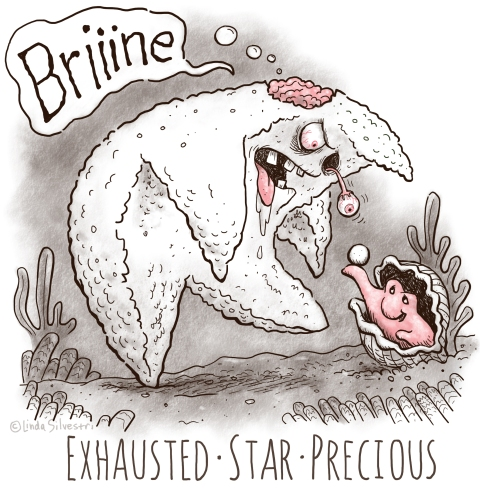 Exhausted Star Precious