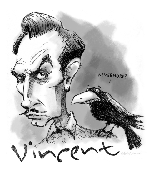 Vincent Inktober last revised