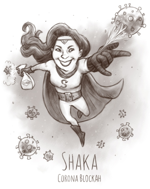 super Sharon